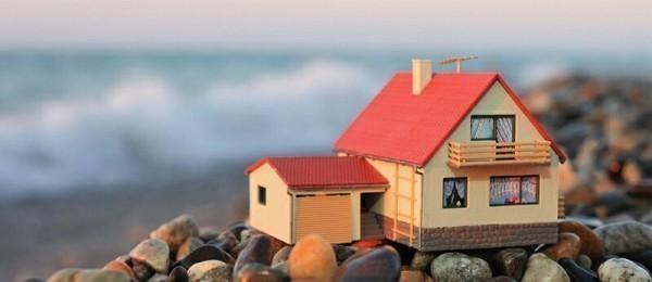 Каждый хочет дом на берегу моря
