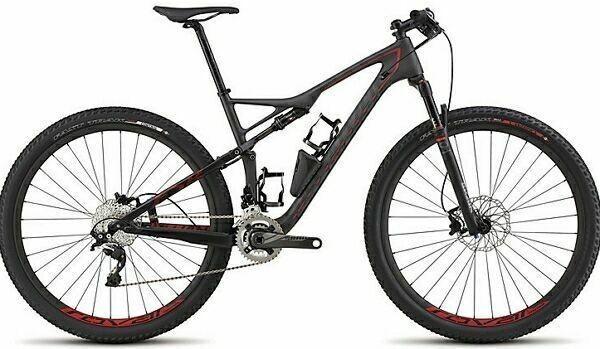 кросс-кантрийный велосипед
