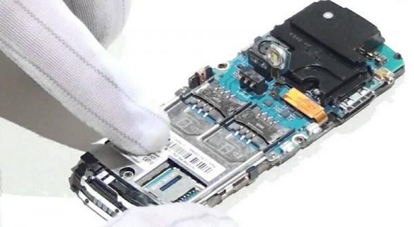 ремонт мобильного телефона