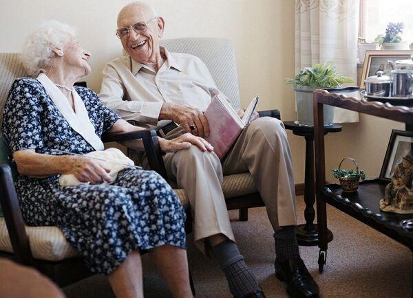 Пансион для престарелых