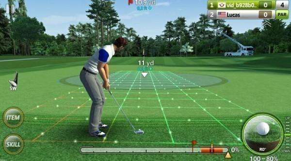 гольф на андроид