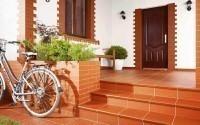 Клинкерные ступени и напольная плитка: виды, отличия, преимущества