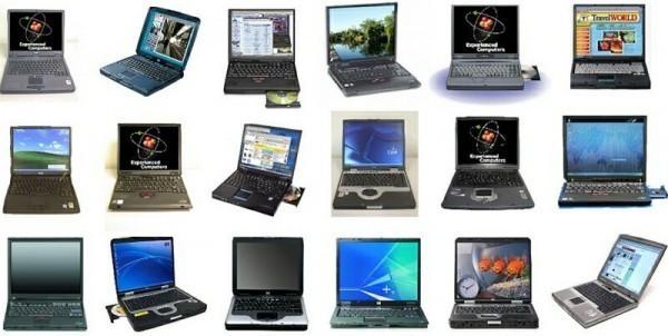 много ноутбуков