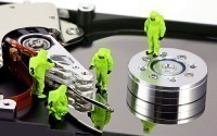 Кто и как может восстановить данные со сломанного жесткого диска?