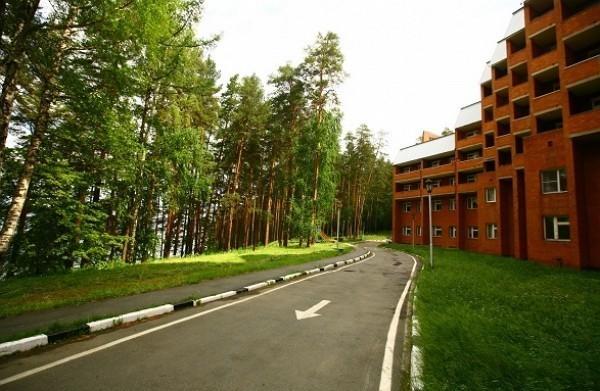 санаторий «Жемчужина Урала»