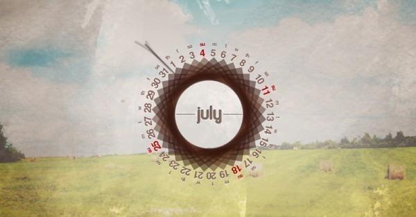 уникальный календарь