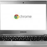 Корпорация Google представила пять новых ноутбуков