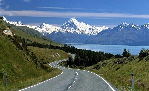горная часть Анд