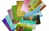 Изготовление визиток и печать конвертов в типографии ИРМ-1
