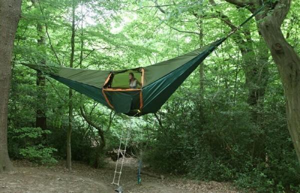 подвесная палатка