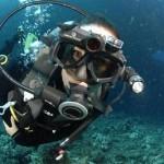 Выбор маски для подводного плавания