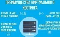 Польза и отличия виртуального хостинга от выделенного сервера