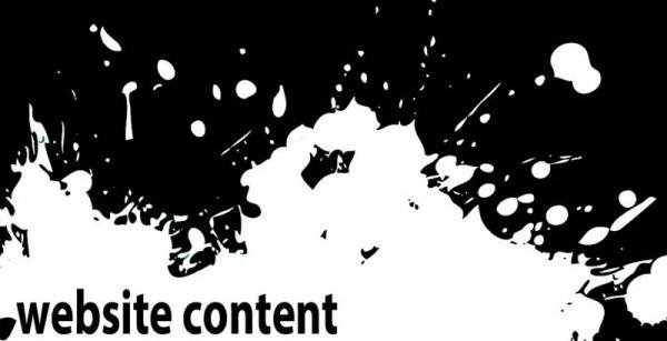 создание контента на сайт