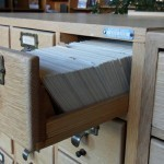 Виды шкафов и зачем нужны картотечные
