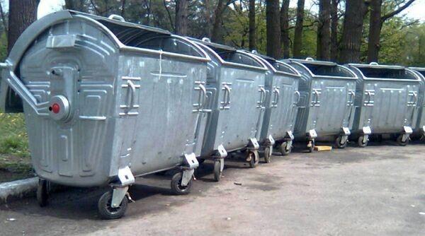 производство мусорных контерйнеров
