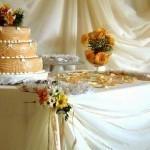 Организация торжества, заказ торта, оформление места проведения