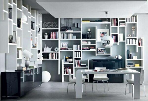 современная иностранная мебель