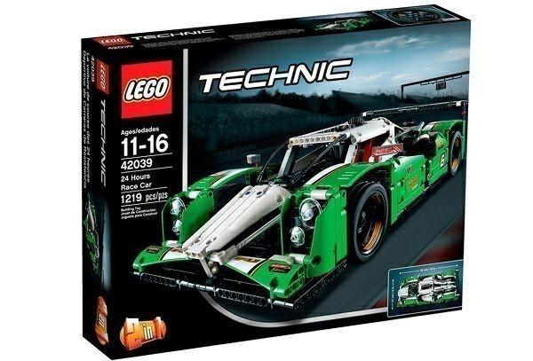 упаковка Lego TECHNIC