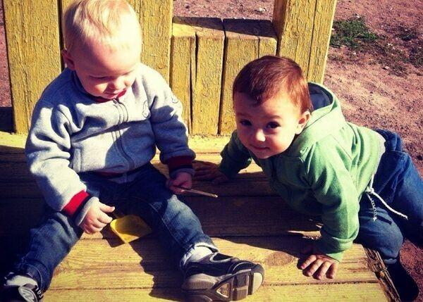 детская осення обувь