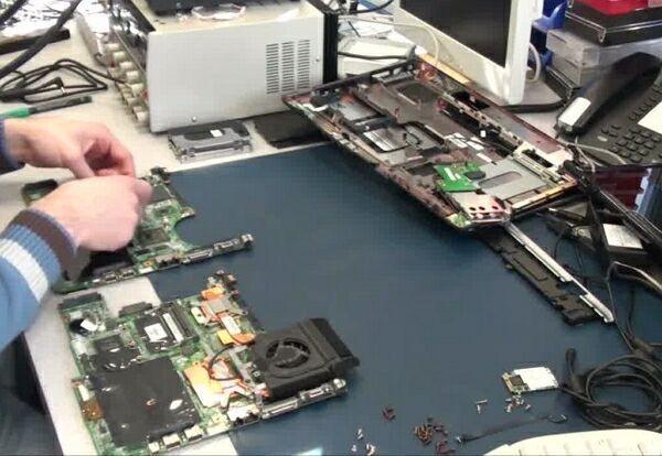 ремонт ноутбуков киев