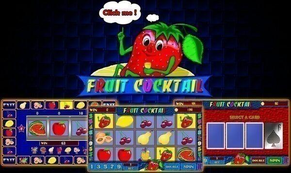 ftuit cocktail slots