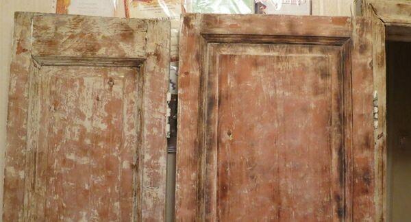 реставрация двери в стиле винтаж