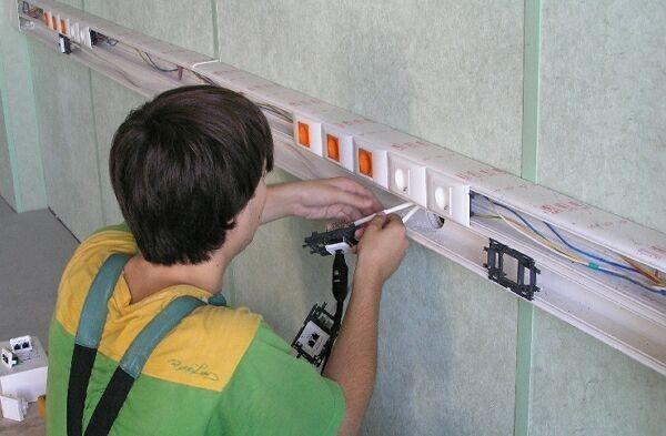 структурированный кабельная система