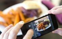 фотографируем еду в инстаграм
