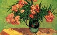 Цветы на полотнах великих художников разных эпох