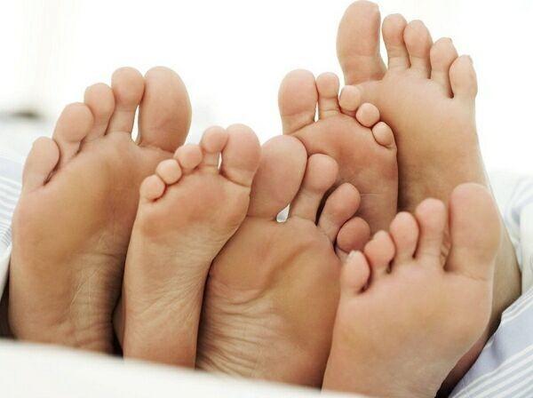 здоровые ноги без грибка стопы