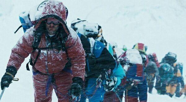 отрывок из фильма Эверест