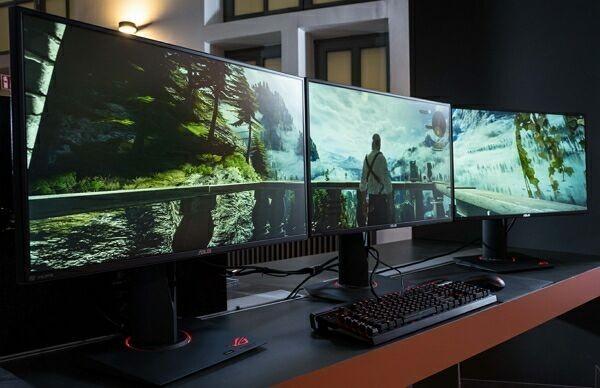 Asus RoG Swift может получить статус лучшего монитора для геймеров