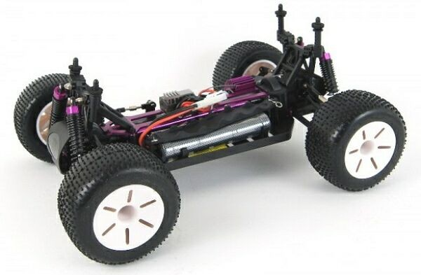 HSP Electric Truggy Tribeshead 4WD