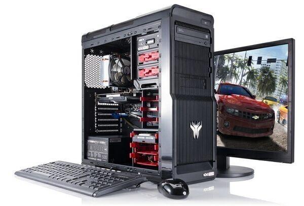 Бюджетный игровой компьютер