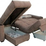 Выбираем мебель для дома: виды и модификации складных диванов
