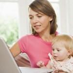 Как заработать в декрете: способы заработка в Интернете