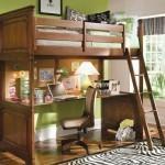 Как сэкономить место в детской комнате?