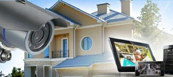 Системы видонаблюдения за домом