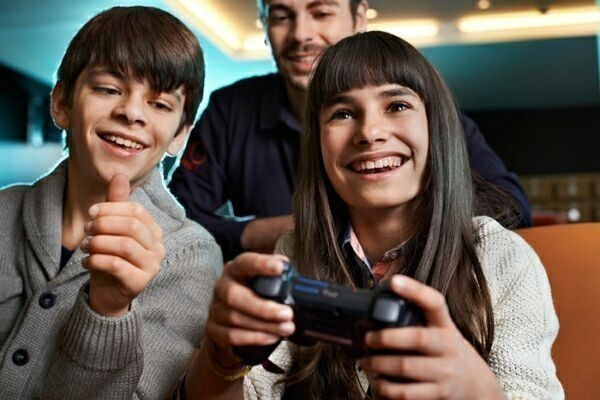 Современные игровые приставки