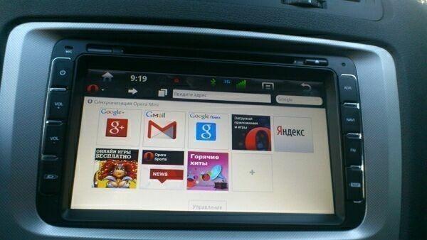 Установить интернет в автомобиле