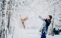 Свадебная фотосессия зимой: от идеи до организации