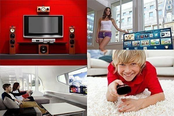 Цифровое телевидение в России