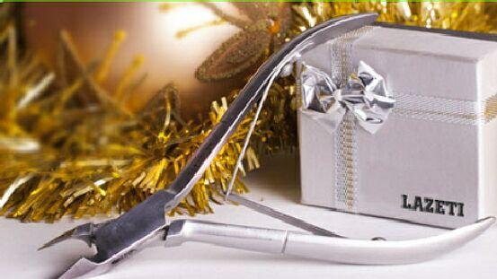 ножницы для ногтей бренда LAZETI