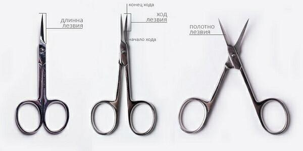 ножницы для ногтей LAZETI
