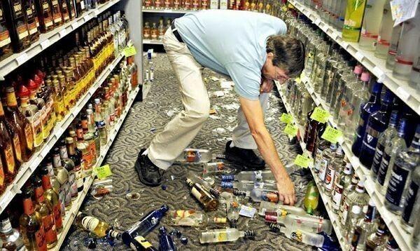 разбил бутылку в магазине нужно ли платить