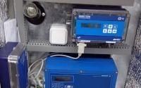 Диспетчерский пульт и автоматизированный тепловой пункт
