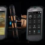 Телефон с самой высокой степенью защиты – смартфон Hummer H5