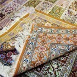 Вискозные ковры от Сегура - достоинства синтетики в натуральном материале