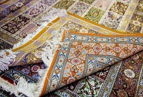 Вискозные ковры от Сегура