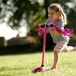 Как выбрать правильный самокат для ребенка?